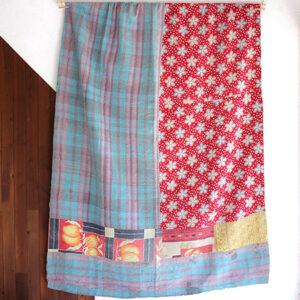 ベンガル地方のカンタ刺繍
