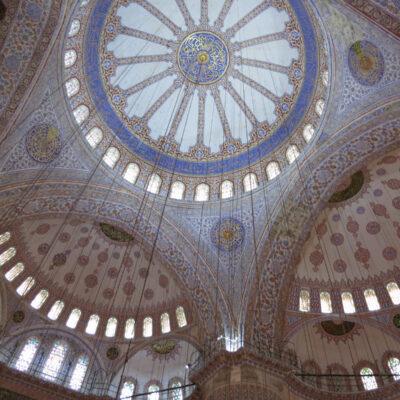 オスマン建築の粋 ブルーモスク